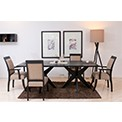 Chelsea 210 cm dining table